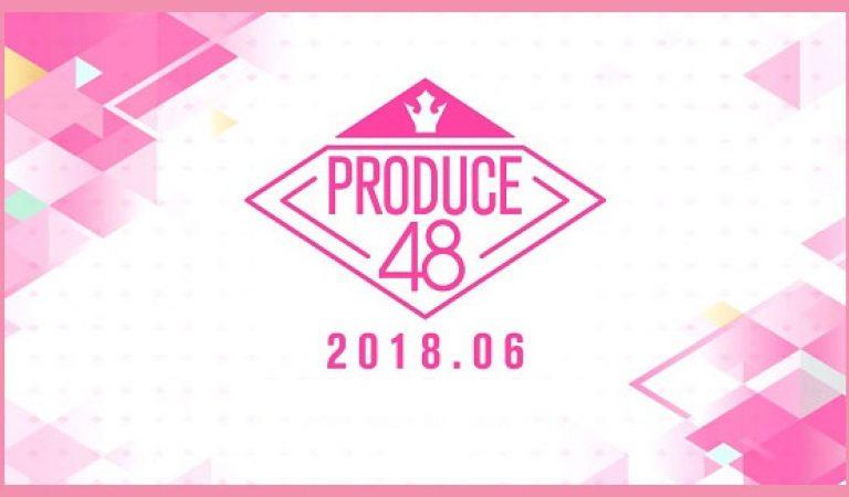 เปิดตัว 48 PRODUCE Date Premiere
