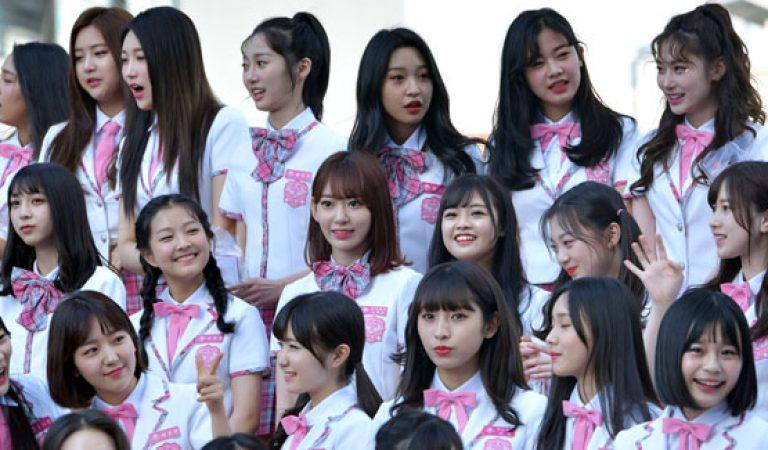 PRODUCE 48 เปิดตัวพร้อมผู้ฝึกงานหญิงชาวญี่ปุ่นและเกาหลี