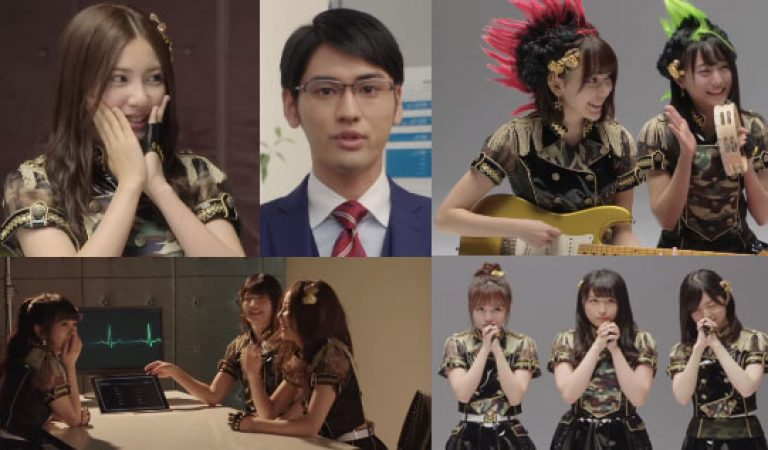 สาว AKB48 บอกวิธีดึงดูดแฟนใหม่ในทีวี CM