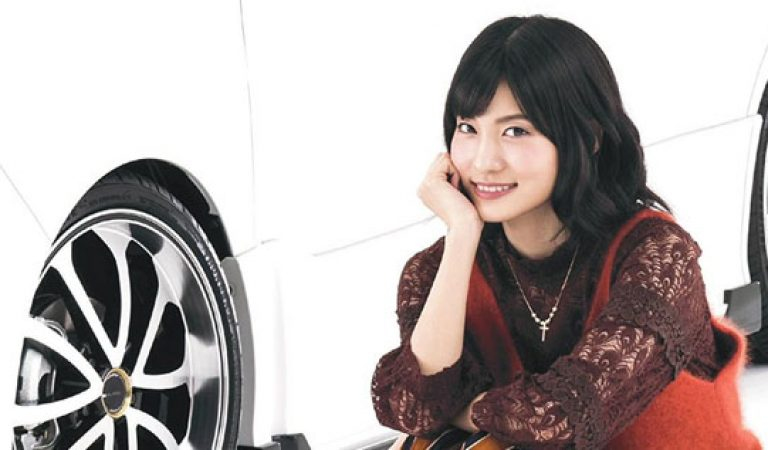 Taniguchi Megu เป็น Cover Girl of Style Wagon