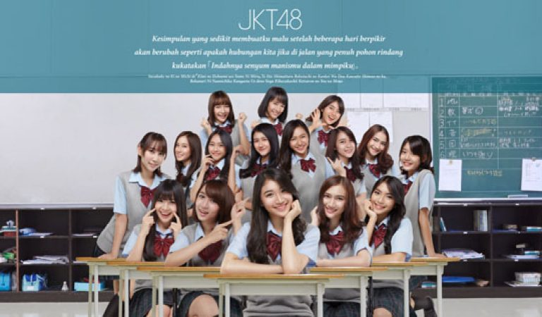 Cover Artwork, Teaser, Track List สำหรับ JKT48 New Single