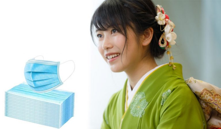 Yokoyama Yui บริจาคหน้ากากให้กับเกียวโต