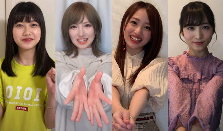 ตอนนี้คุณสามารถดูเหตุการณ์จับมือเสมือน AKB48 บน YouTube ได้อีกครั้ง