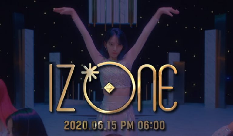 Watch: IZ * ONE's Secret Story of the Swan MV ทีเซอร์ 2