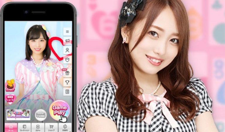 AKB48 เตรียมเปิดตัวเกมมือถือใหม่