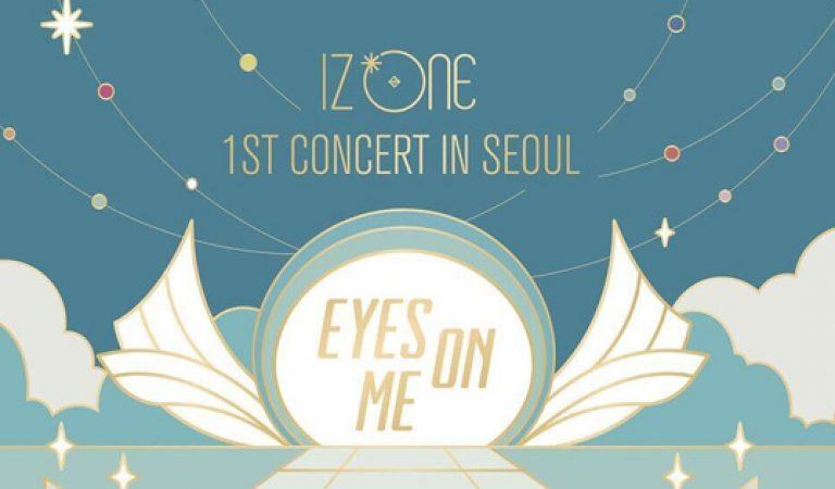 IZ * ONE จะปล่อย 1st Concert ในรูปแบบ DVD / BD