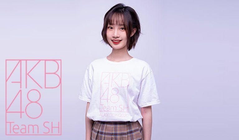 Chen ZhangYuan ถูกถอดออกจาก AKB48 Team SH 3rd Gen