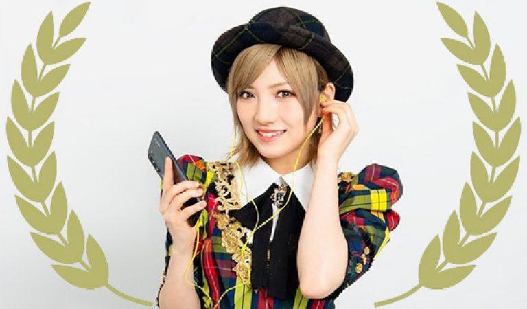 Okada Nana ได้รับการเสนอชื่อเข้าชิง The 100 Most Beautiful Faces