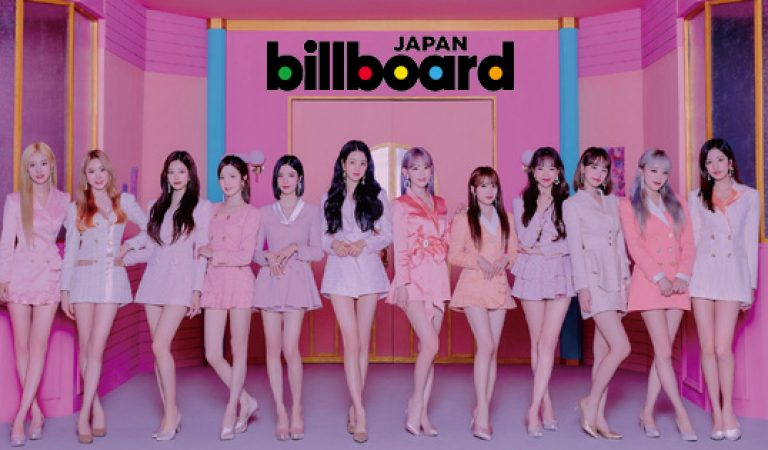 IZ * ONE Twelve Tops Billboard Album Chart