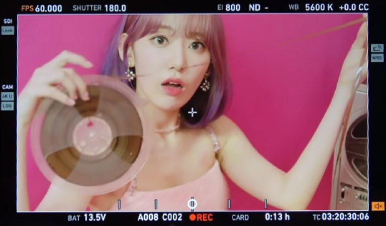 ชม: IZ * ONE ระวังการสร้างวิดีโอของ MV