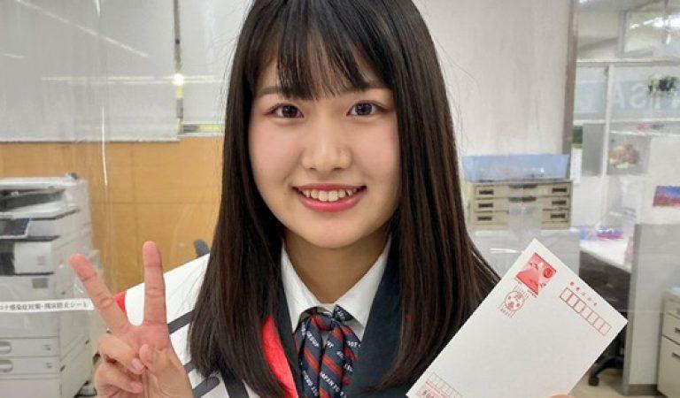 ทีม 8 Takahashi Sayaka ได้รับการแต่งตั้ง 1-Day Postmaster