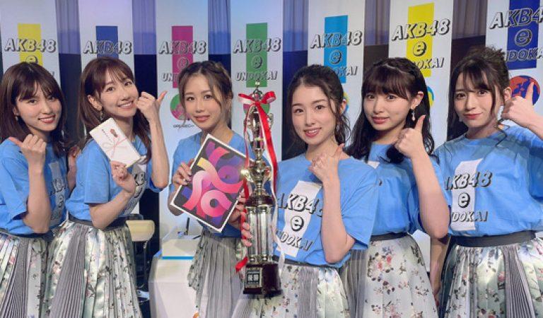 ทีม B ชนะ AKB48 E-Sports Day