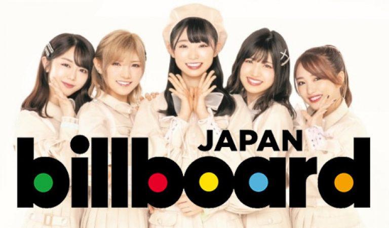 AKB48 57th Single เป็นอันดับ 1 ของ Billboard 2020 TOP Singles Sales