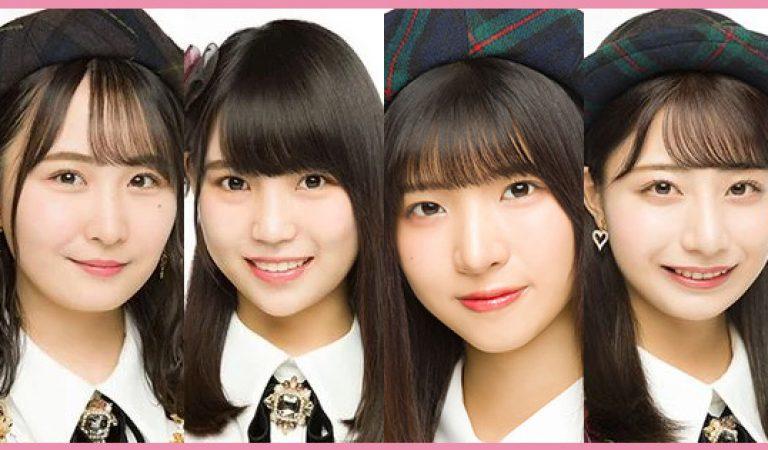 4 ไอดอล AKB48 เข้าร่วมโซเชียลมีเดีย
