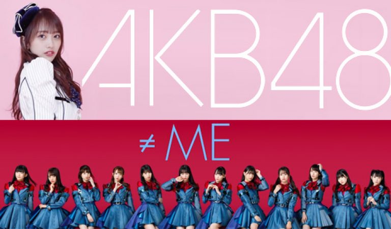 AKB48 Idols To Guest Star On ≠ ME Show