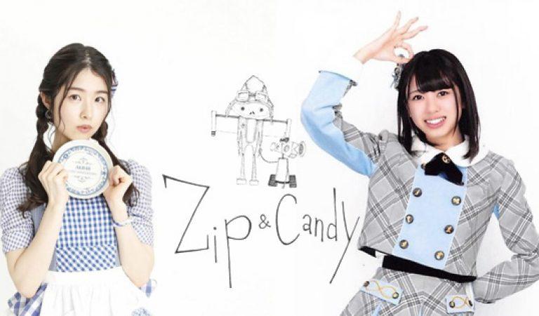 ไอดอล AKB48 แคสต์ใน Zip & Candy