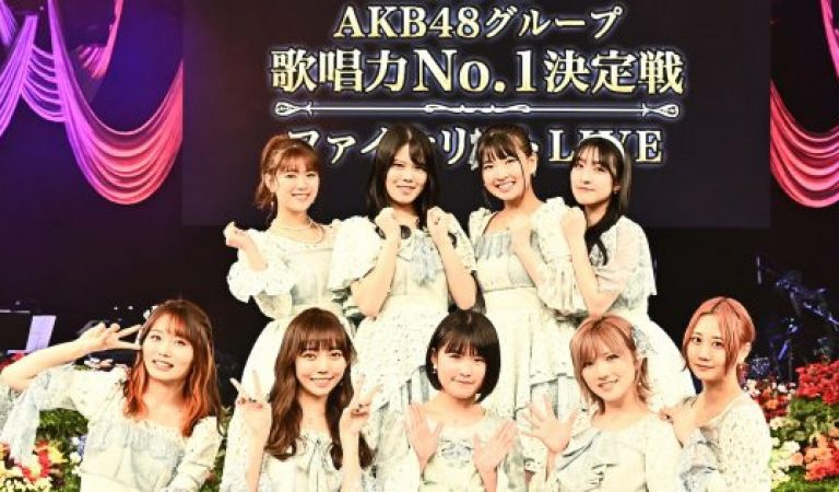 AKB48 Group Singing Contest เตรียมปล่อยซิงเกิ้ลใหม่ Hajimarino uta