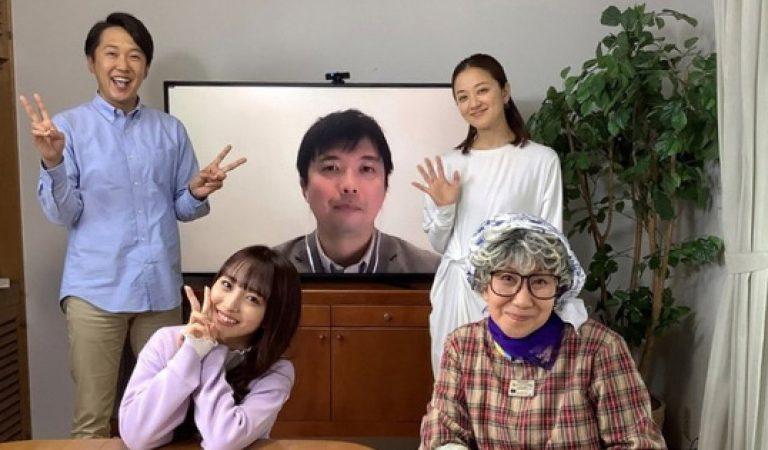 Mukaichi Mion ร่วมแสดงในละครเรื่องการศึกษาของ NHK