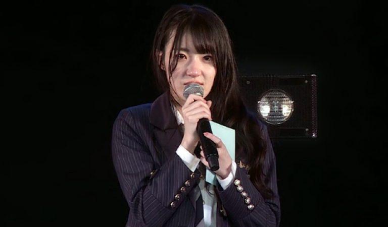 AKB48 Honda Sora ประกาศจบการศึกษา