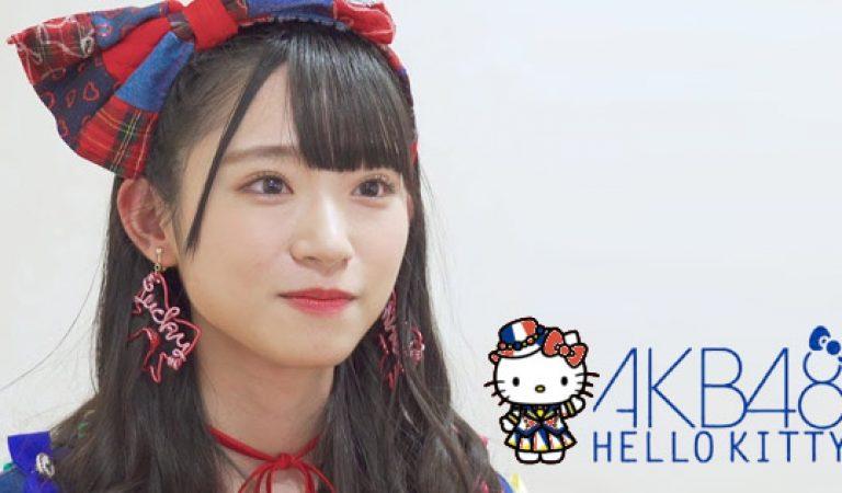 AKB48 จะร่วมมือกับ Hello Kitty ในช่อง CDTV LIVE! มีชีวิต!