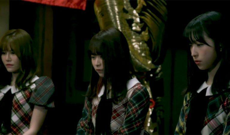 (ทีเซอร์) AKB48 ได้หนังสยองขวัญเรื่องใหม่ซัมเมอร์นี้