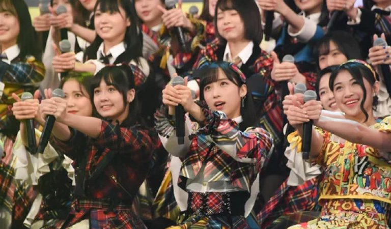 AKB48 World Senbatsu เข้าร่วมการฝึกซ้อมสำหรับ Kohaku Uta Gassen