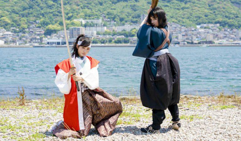 Ganryujima Duel @ Nemousu TV –Oguri Yui กับ Yahagi Moeka
