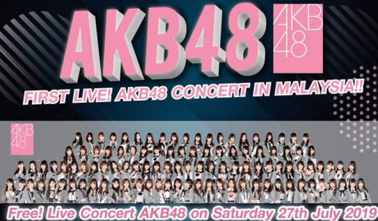 AKB48 เตรียมร่วมงาน JAPAN EXPO MALAYSIA
